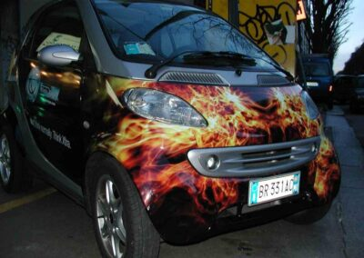 Auto wrapping 7